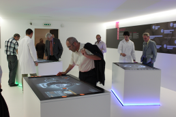 Multi-Touch Applications - Museum