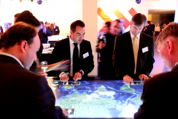 Multi-Touch Applications - Events & Tradeshows